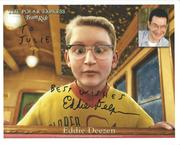 Signed In Person by Eddie Deezen Dec. 1, 2019