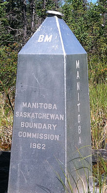 north end of the Second Meridian