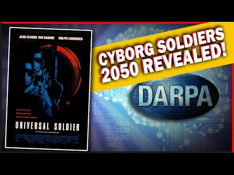 Universal Soldier Comes True! CYBORG SOLDIER 2050 DEEP DIVE Part 2