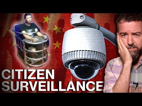 WATCH An Orwellian BLUEPRINT For The West As Chinese Man Gets INTERROGATED For Criticizing Police!!!