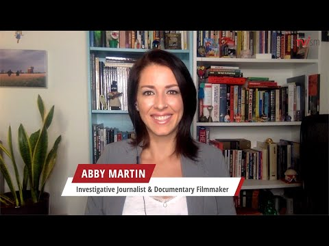 Abby Martin on  Coup in Bolivia - 6:00 to 15:00