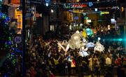 Cardigan Lantern parade