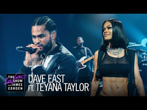"Dave East ft. Teyana Taylor perform"" Need A Sign"""