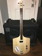 Cheap bass... expensive amp