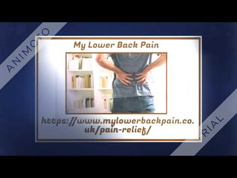 My Lower Back Pain