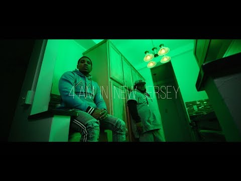 "GOODZ FEAT FRED THE GOD ""4AM IN NEW JERSEY"" (OFFICIAL MUSIC VIDEO)"
