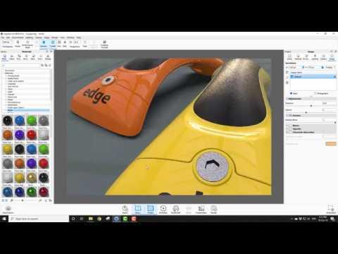 KeyShot 9 Video for Rhino Users