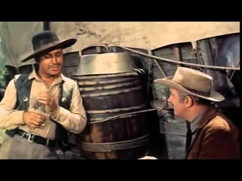 The Tall Stranger 1957 Joel McCrea Full Length Western Movie
