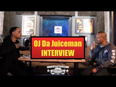 @OjDaJuiceman Explains How Gucci Mane Wrote R Kelly's Lyrics, Getting Shot 8 Times & Much More @CoryMoMusic x