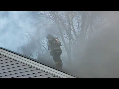 New Castle, Delaware House Fire
