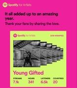 R.I.P   L.O.V.E. Young Gifted Entertainment
