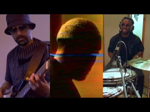 Kamaal Williams at Flesh & Bone Studios (live)