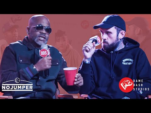 Dame Dash Explains Recent Arrest, Colin Kaepernick, Impeachment & More