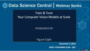 DSC Webinar Series: Train & Tune Your Computer Vision Models at Scale