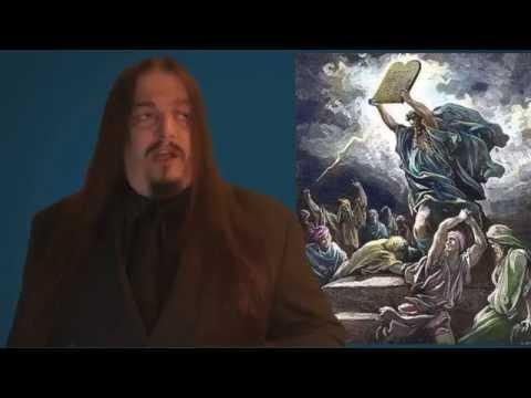 The Damn Commandments. True Biblical history