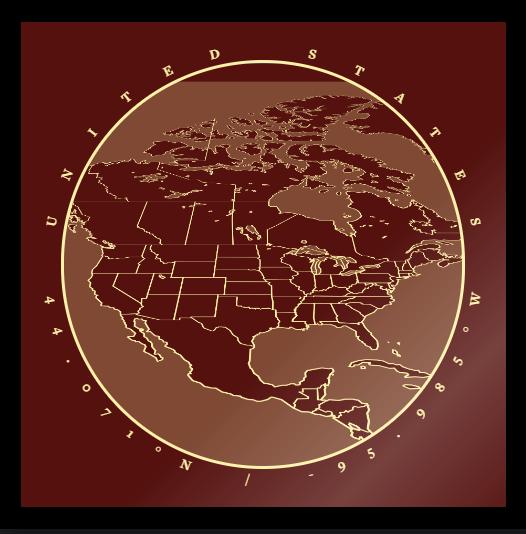 United States of America Land Surveyors Hub