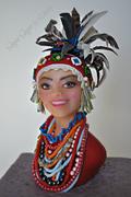 Magnificent Bangladesh Collab - Garo Tribal Dress