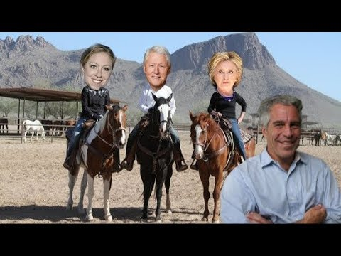 Jeffrey's New Mexico Ranch was the Clinton's Favorite Secluded Getaway