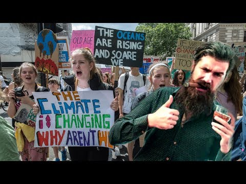 The Cure For Teenage Climate Change Activism
