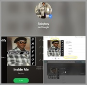 """Baby Boy Profile Is Now Verified  By Google With """"Blue Check Mark"""" Young Gifted Entertainment... https://posts.google.com/share/0V5DRlYR?hl=en-US"""