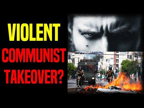Violent Communist Takeover?