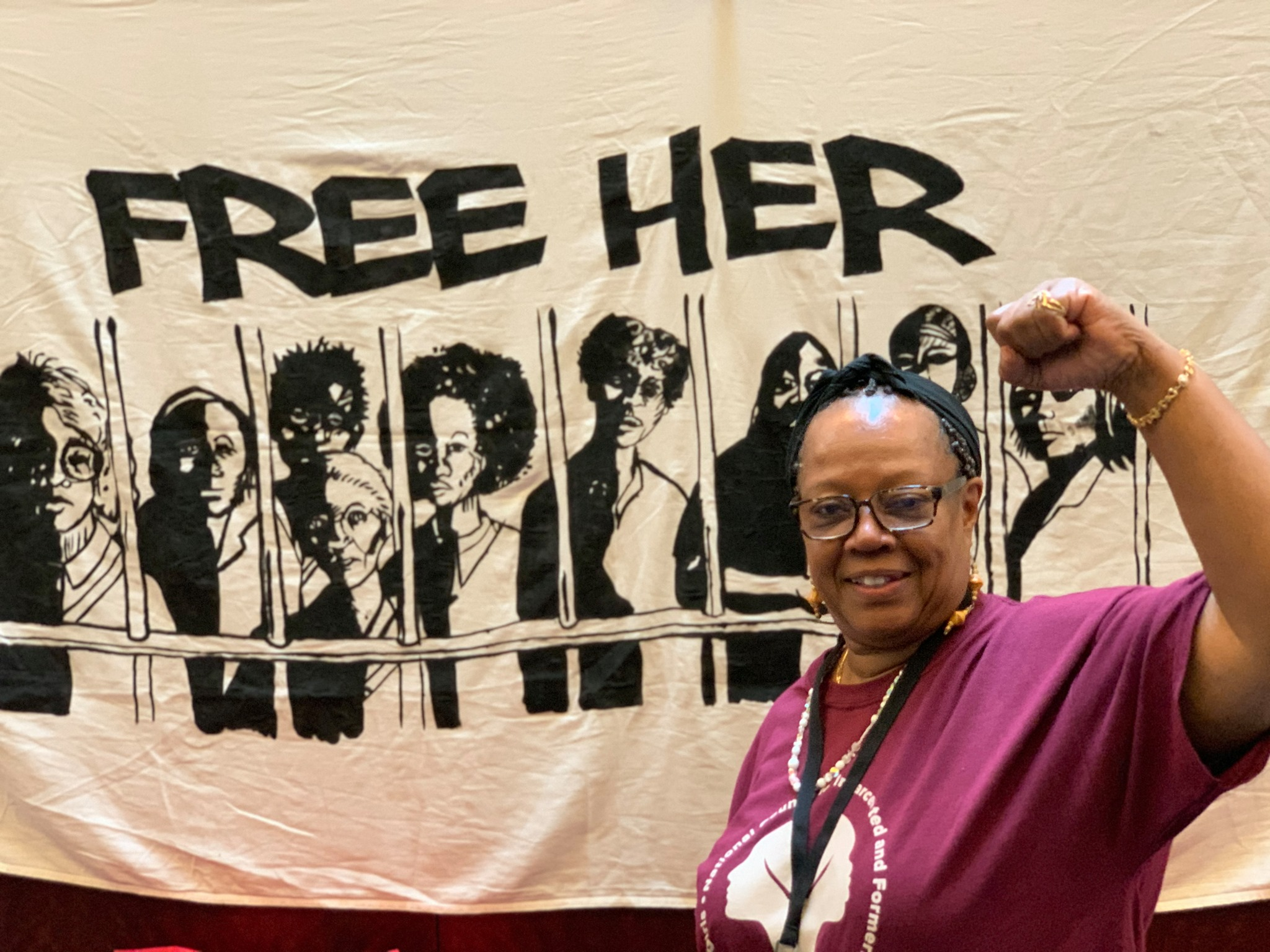 Pictures speak volumes and making news #FreeHer