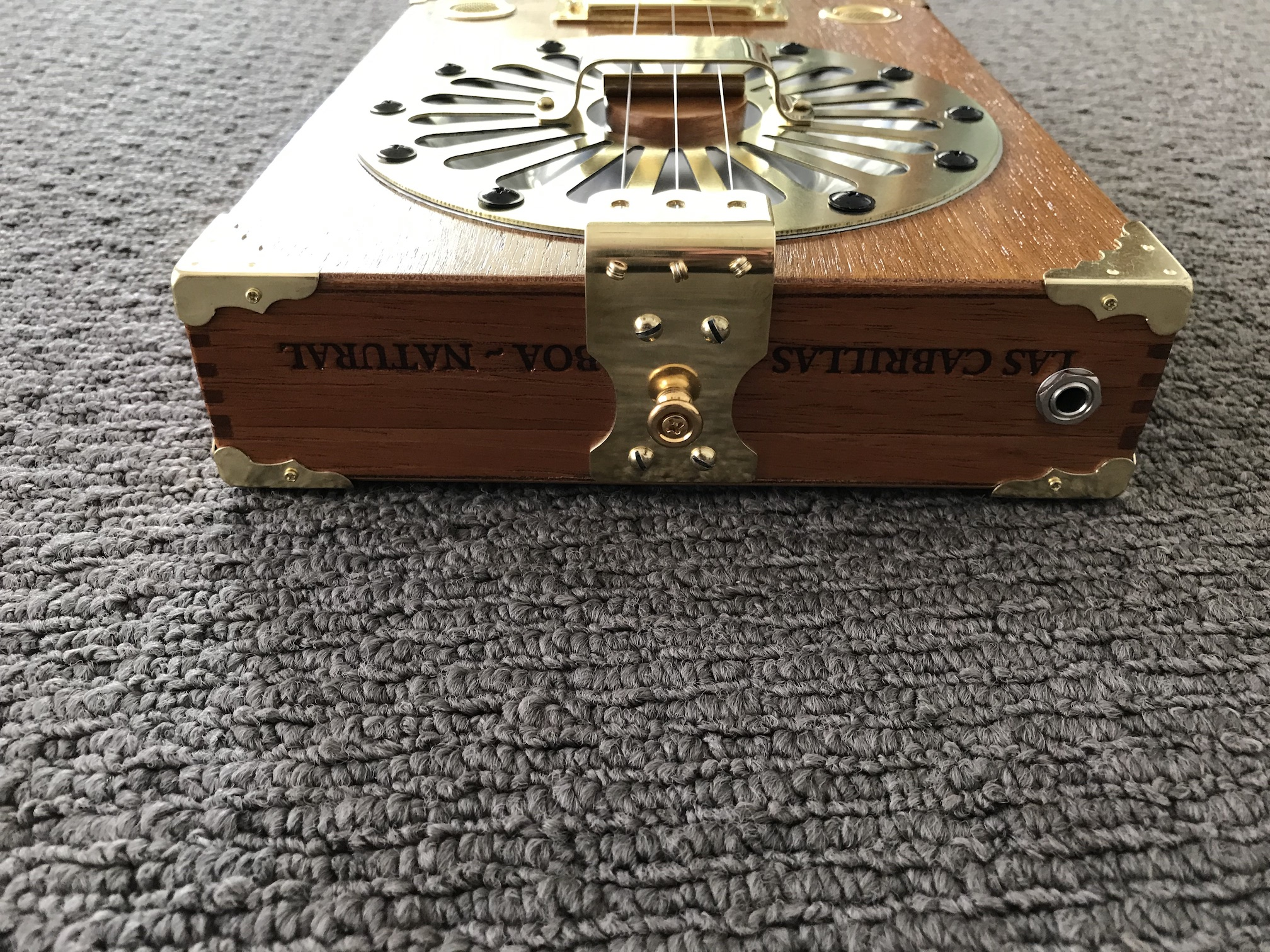 Aussie Resonator