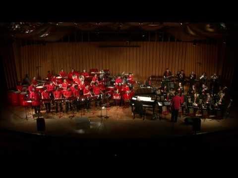 Steel Band & Jazz Orchestra - Joe Zawinul arr. Reggie Thomas - Db Waltz