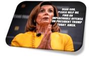 Nancy Prays (To Satan, Her God)