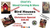 BIRD HOUSE AD SALE PRICES 1