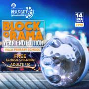 Block O Rama -  Hells Gate Steel Orchestra