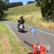 Back of the Ranges Ride - 19 January 2020