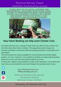 How fairer banking can help avert climate crisis