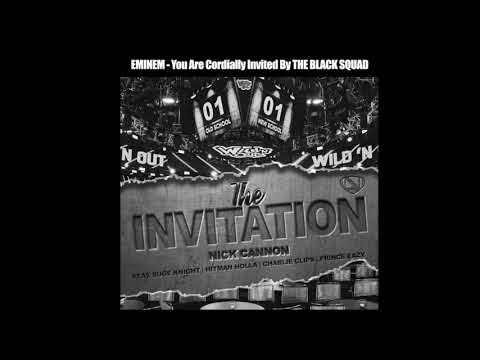 Nick Cannon - The Invitation (EMINEM DISS official audio)