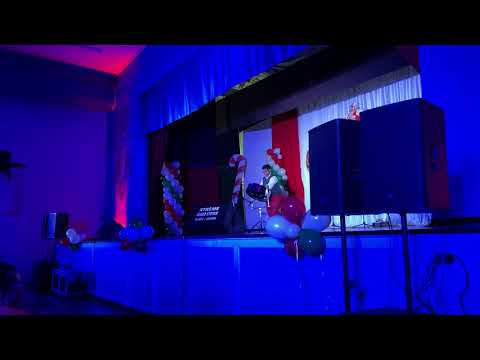 Cailen Gill performance on Steelpan- Mariah Carey- O Holy Night