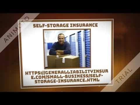 Self-storage Insurance