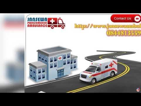Hire Hi class Medical Support in Road Ambulance by Jansewa Panchmukhi Ambulance