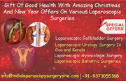 Gift Of Good Health With Amazing Christmas And New Year Offers On Various Laparoscopic Surgeries