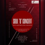 Souls of Steel Orchestra Presents Soul 'O' Concert