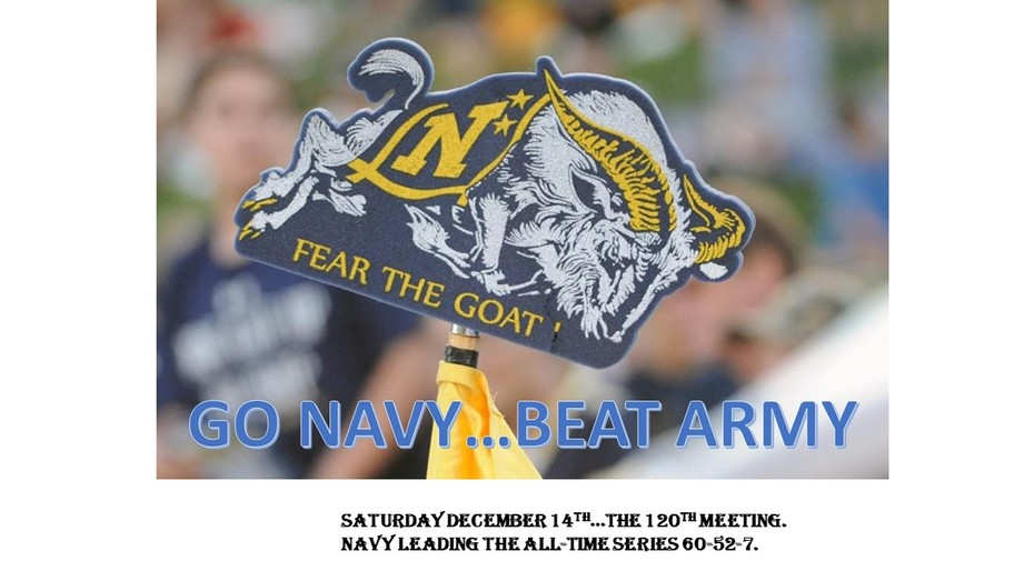 2019 Army-Navy Game