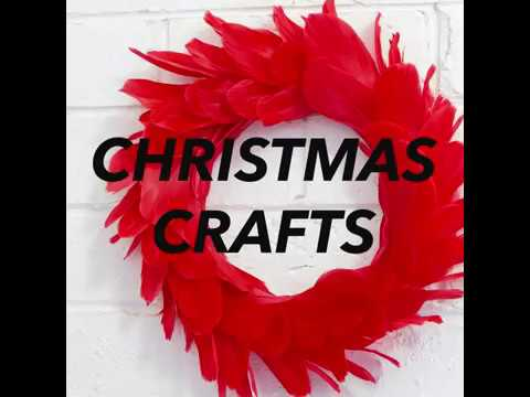 DIY Christmas Crafts   House of Adorn