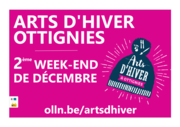 Marché de Noël à Ottignies ce week-end