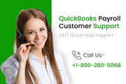 QuickBooks Payroll Customer Service Number - +1-800-280-5068