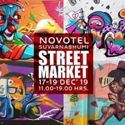 """งาน """"Novotel Suvarnabhumi Street Market 2019"""""""
