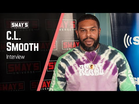 CL Smooth Drops Knowledge and Talks Classic Hip Hop on Sway in the Morning