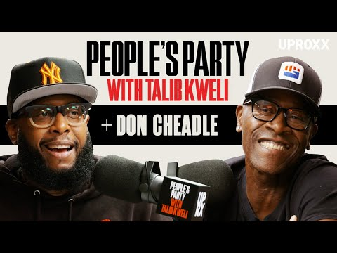 Talib Kweli And Don Cheadle Talk Kendrick, Miles Davis, Marvel, And Boogie Nights | People's Party