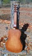 Resonator guitar for Christmas