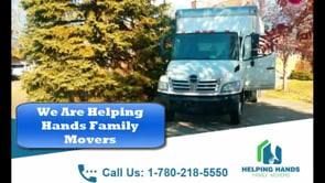 Helping Hands Family Movers - Edmonton Movers