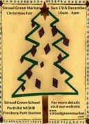 Stroud Green Market CHRISTMAS FAIR