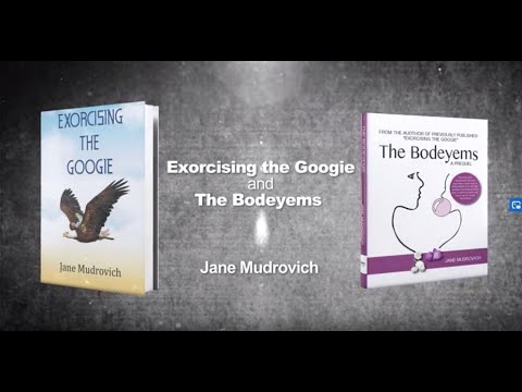 Exorcising the Googie and The Bodeyems by Jane Mudrovich Book Trailer